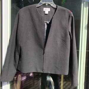 Pendleton blazer 100% virgin wool women's size 14